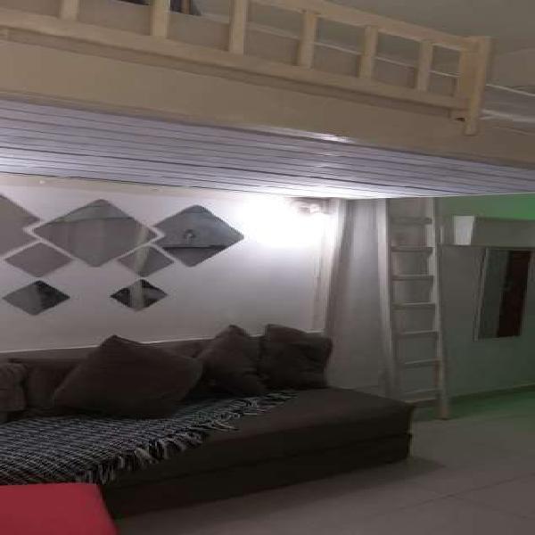Apartamento para aluguel com 1 quarto em centro - rio de