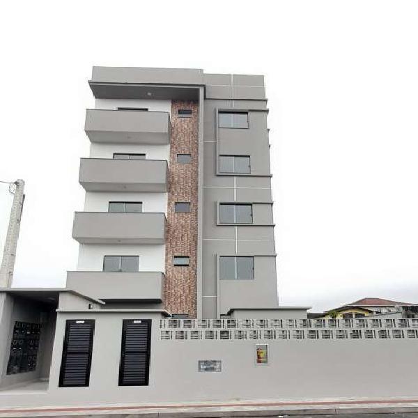 Apartamento para venda com 02 quartos, iririu, joinville, sc