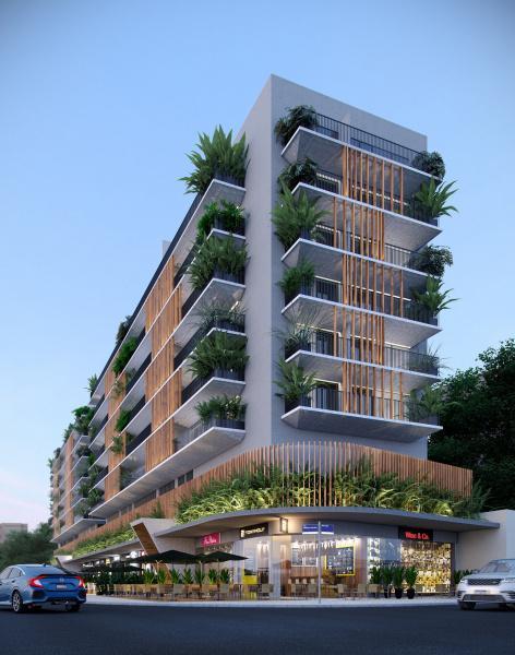 Apartamento para venda tem 79 metros quadrados com 2 quartos