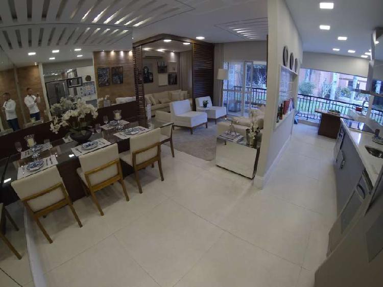 Apartamento à venda em Alphaville Barueri com 2 vagas de
