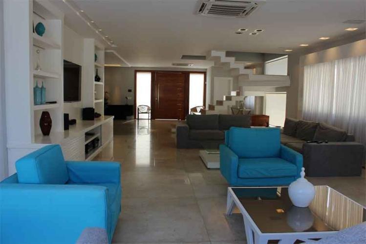 Casa 4 dormitórios ou + para venda em rio de janeiro, barra