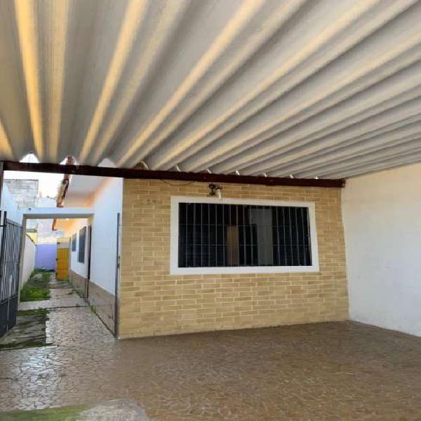 Casa padrão para venda em vila caiçara praia grande-sp -