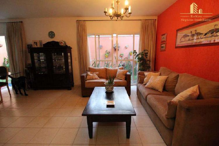 Casa de Condomínio com 4 dorms, Brooklin Novo, São Paulo -