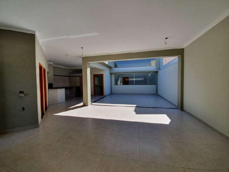 Casa no Franville nova - Franca SP