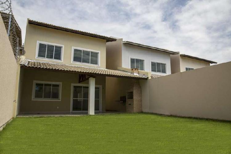 Casa nova avulsa - 4 suítes - 217m2 - parque manibura -