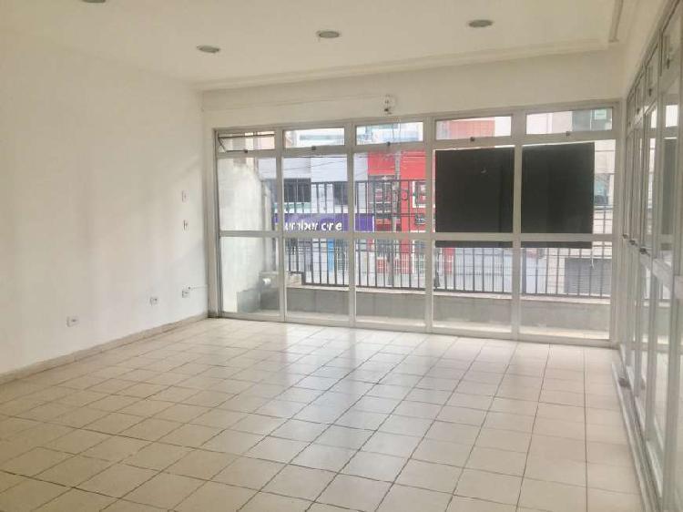 Centro loja comercial 75m2