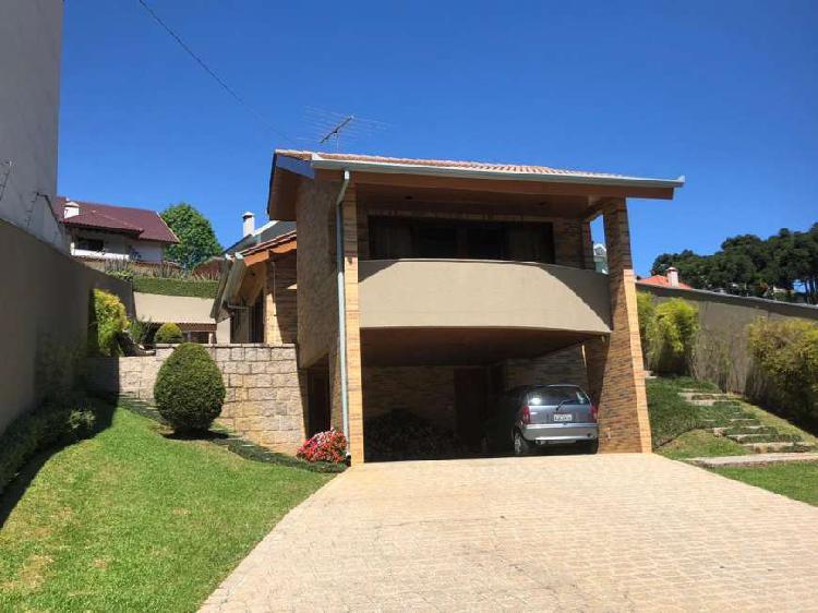 Excelente casa à venda em santa felicidade com 227m²
