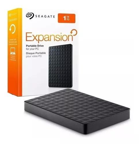 Hd externo portátil 1tb seagate digital usb 3.0 lacrado