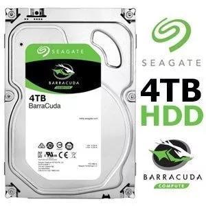 Hd seagate desktop 4tb 4000gb 64mb sata3 6gb/s 5900 rpm