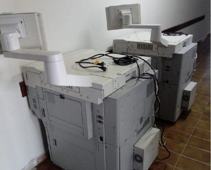 Impressora canon para rx e tomografia