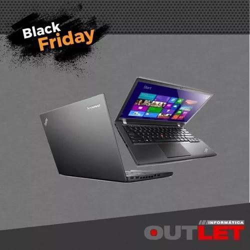 Lenovo thinkpad t450 core i5-5300u 2.30ghz 8gb black friday