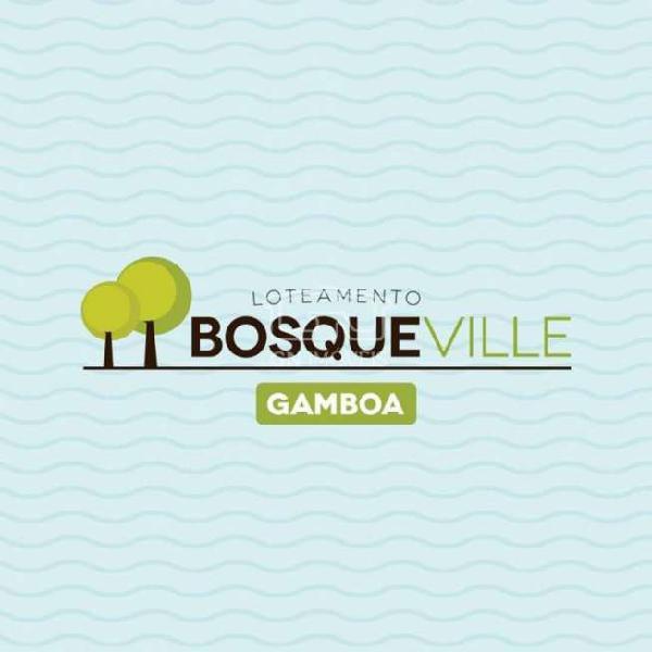 Loteamento bosque ville gamboa