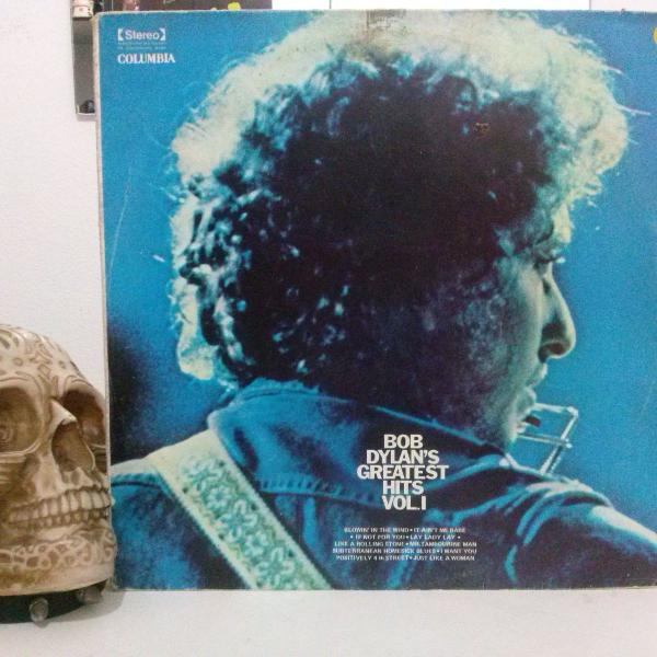 Lp bob dylan greatest hits vol 1 - 1971