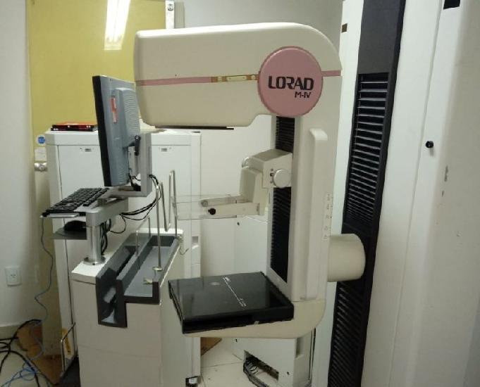Mamógrafo lorad m-iv ano 20022003
