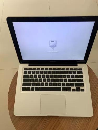 Macbook pro 13 i5 8gb ram ssd 256gb 2011