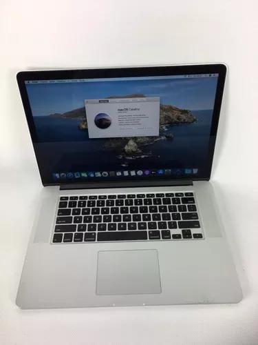 Macbook pro a1398 2014 15 pol. i7 16gb 256ssd s