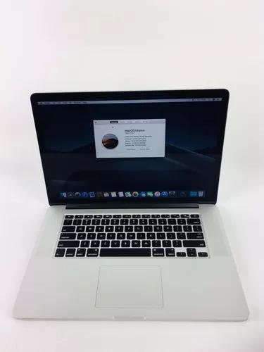 Macbook pro a1398 i7 2,5ghz 15 16gb 256gb - bateria nova!