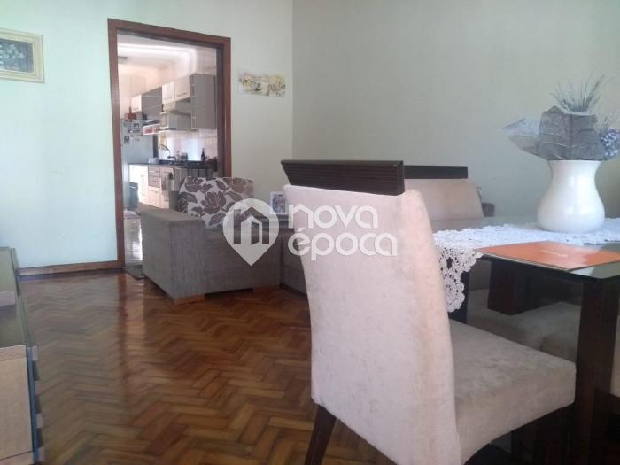 Méier, 3 quartos, 3 vagas, 138 m² rua paulo silva araújo,
