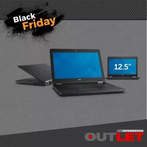 Notebook dell latitude e5250 12.5 i5 5300u black friday