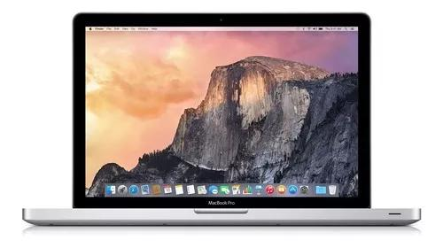 Notebook macbook pro apple 13,3 10gb 500gb de 2013 - usado
