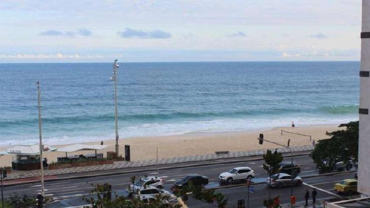 Praia do leblon, vista mar, 4 quartos por r$ 4.980.850,00