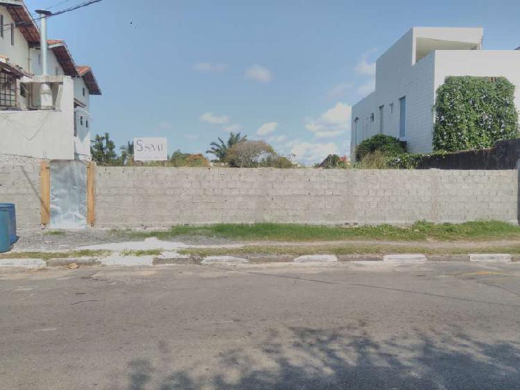 Terreno para venda em Vilas do Atlântico - Lauro de Freitas
