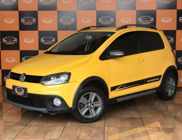 Volkswagen crossfox 1.6 mi total flex 8v 5p flex - gasolina