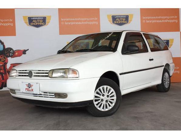 Volkswagen parati cli / cl/ atlanta 1.8 gasolina manual