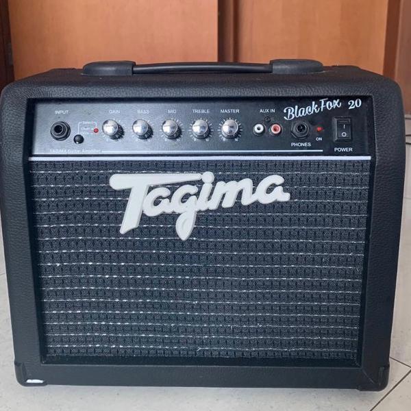 Amplificador de guitarra tagima