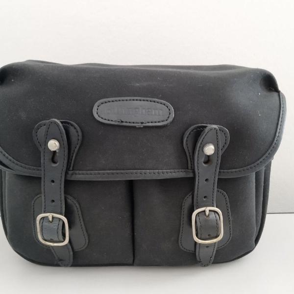 bolsa para câmera hadley small billingham bag