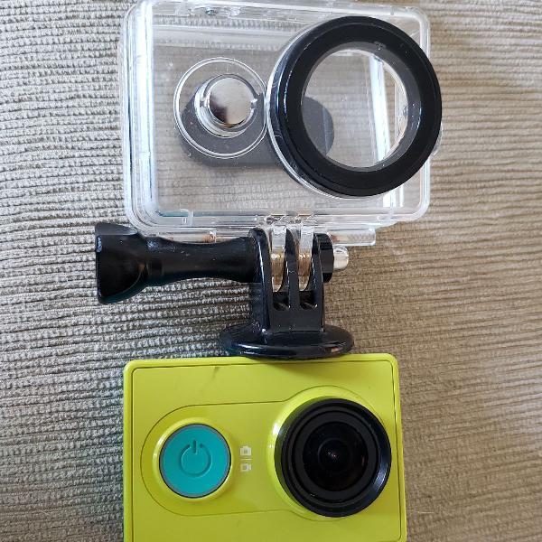 Câmera esportiva xiaomi