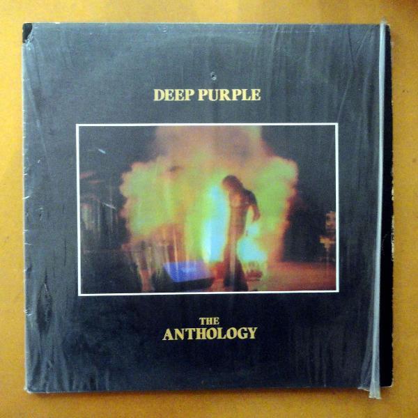 Lp deep purple- the anthology-1985 (duplo) excelente