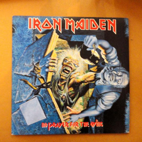 Lp disco vinil iron maiden - no prayer for the dying