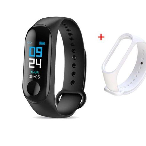 Pulseira inteligência smartband m3 relógio