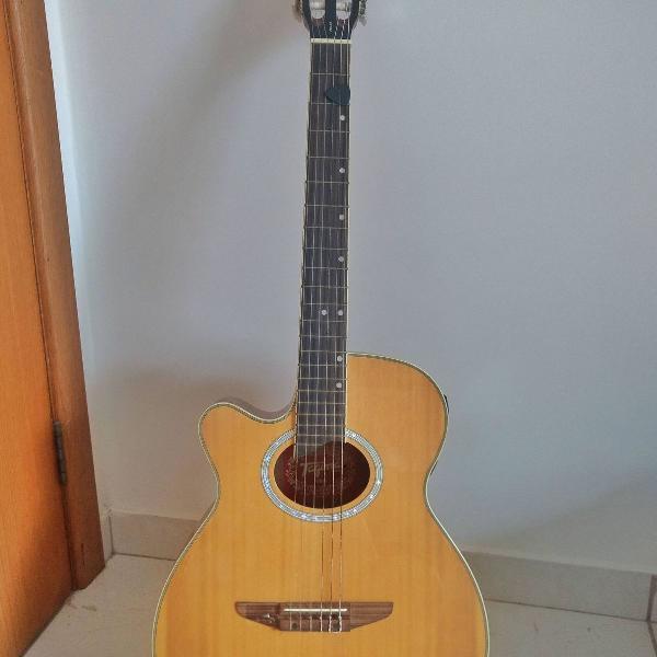 Violão tagima canhoto acoustic vegas