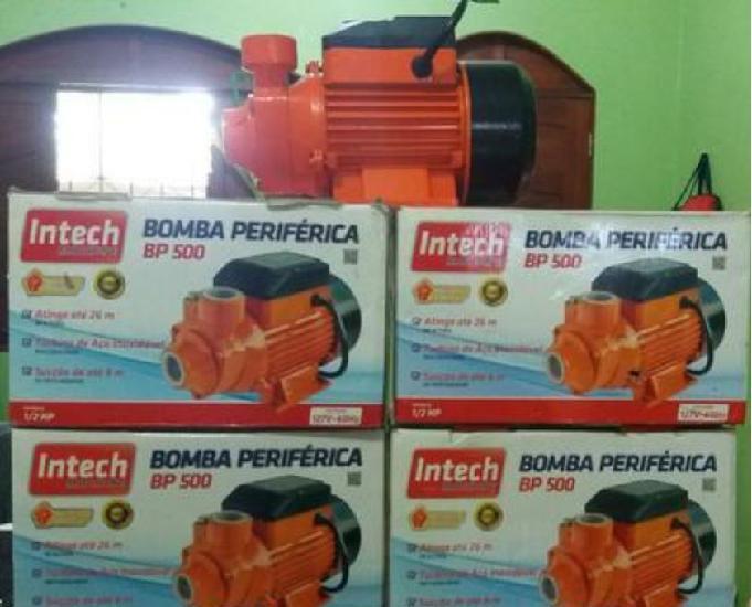 Bomba D'água Intech 12 hp