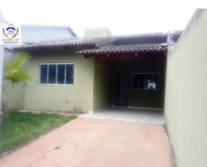 Casa 3 qtos 1suíte sala 2 ambiente no tropical ville