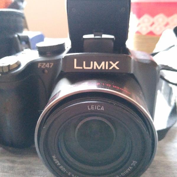 Câmera lumix fz-47