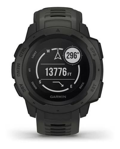 Garmin instinct - cinza - original