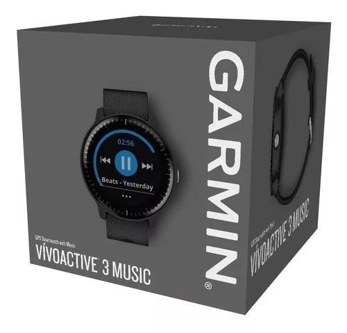 Garmin vivoactive 3 music gps pronta entrega