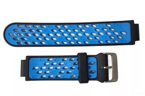Pulseira reposição garmin forerunner 620 010-11251-28 azul