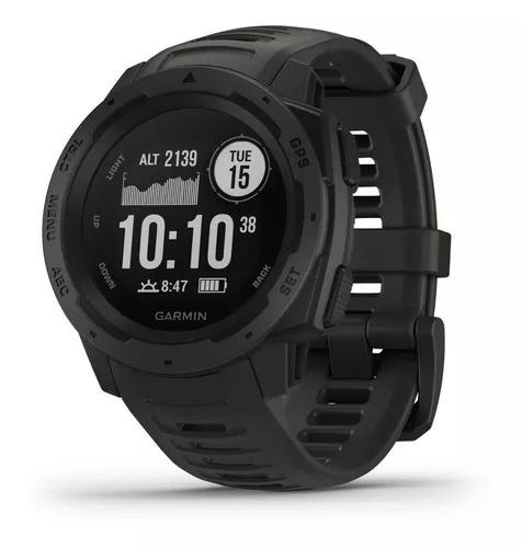 Relógio garmin instinct gps original pronta entrega