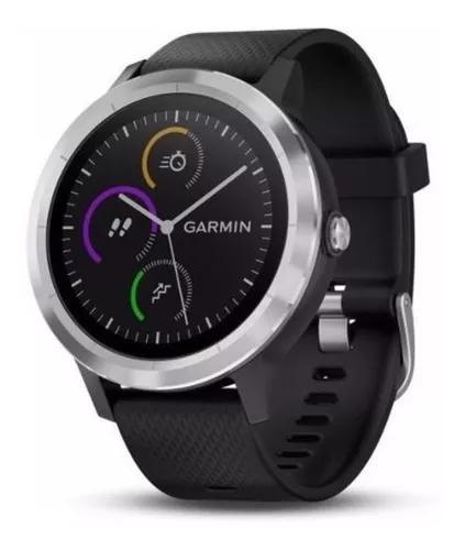 Relógio garmin vivoactive 3 gps smartwatch