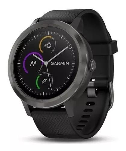 Relógio garmin vivoactive 3 gps smartwatch original