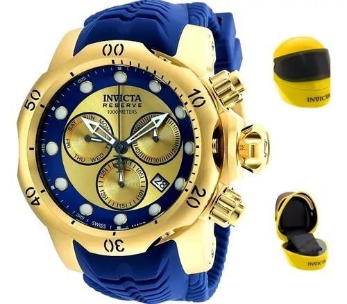 Relógio invicta big venom original swiss.