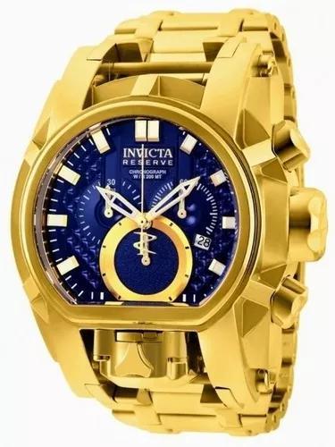 Relógio masculino invicta bolt zeus magnum 25209 com caixa