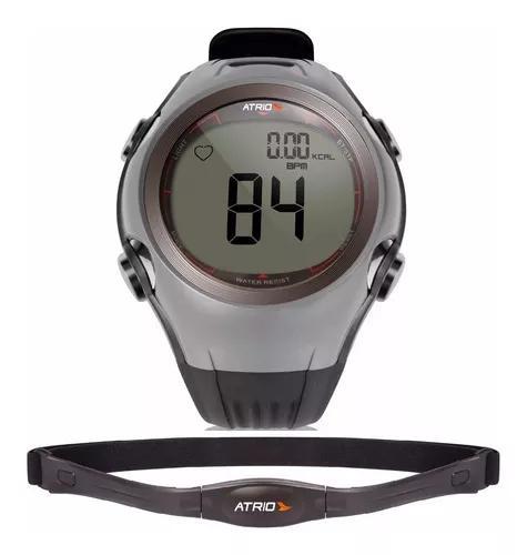 Relógio monitor cardíaco frequencímetro calorias multila
