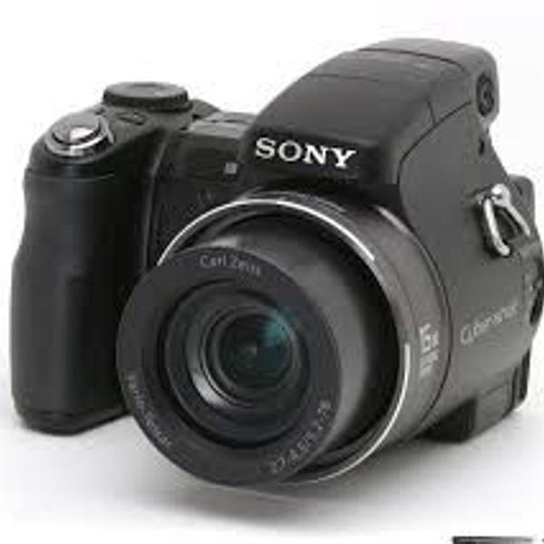 camera sony cyber shot dsc - h9