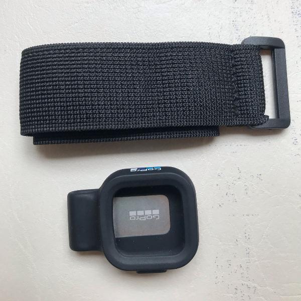 Capa em silicone para proteção de controle remoto gopro