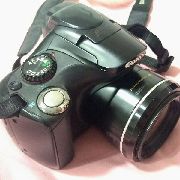 Câmera canon sx30 is